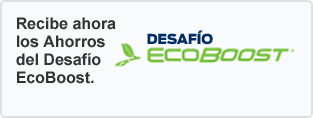 Componente de Promocin de la Gran Venta EcoBoost Challenge